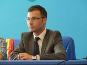 George Lazăr, prefectul judeţului Neamţ
