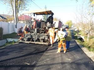 Investiţii în modernizarea drumurilor la Văleni