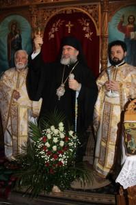 """Preotul Valentin Băltoi a fost instalat paroh la Biserica Sfinţii """"Constantin şi Elena"""""""