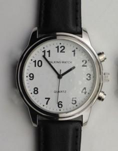 Ceasuri vorbitoare pentru nevăzătorii din Roman