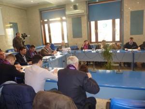 Ședinţă paşnică în Consiliul Local