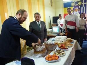 Comunitatea Elenă a sărbătorit trecerea în noul an