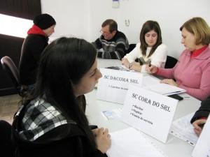 Bursă a locurilor de muncă pentru şomerii de la ţară