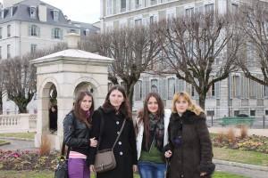 Elevi romaşcani la observaţii astronomice în Franţa