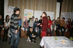 Elevii din Cluburile Impact s-au întâlnit la Neguleşti