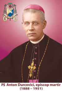 Voluntari pentru ceremonia beatificării episcopului Anton Durcovici