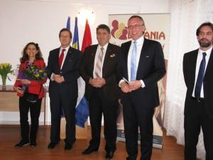 Ambasadorul Olandei a inaugurat centrul destinat copiilor autişti