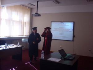 REPERE: Gianina Chirugu, asistent social cu doctorat în inginerie