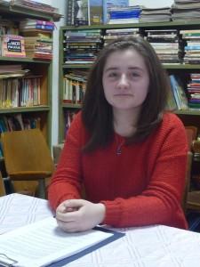 """Limba franceză, promovată de elevii Școlii """"Alexandru Ioan Cuza"""""""