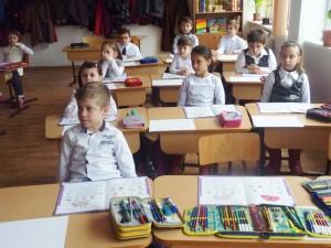 Joaca de-a şcoala la pregătitoare