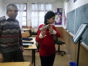 Copiii din Gherăeşti, viitorii candidaţi ai Școlii de Artă