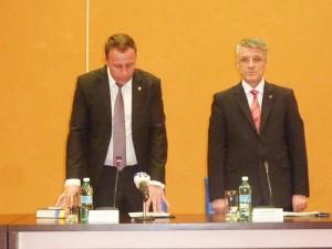 Vlad Angheluţă, învestit prefect al judeţului