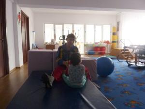 Copii sub protecţia Bunei Vestiri