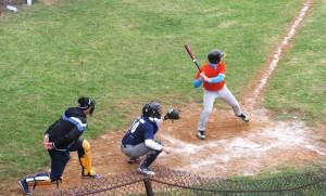 Două victorii ale echipei de baseball, seniori, din Roman