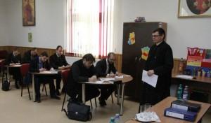 Tinerii teologi au susţinut examenul de capacitate preoţească