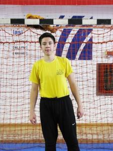 Turneu semifinal la handbal masculin juniori III în Bucureşti