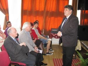 Visul lui Sergiu Celibdache: Academie de Muzică la Roman