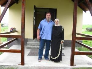 Moschee la Rediu, pentru românii convertiţi la Islam