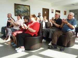 Spitalul de Urgență a făcut spectacol la Casa Bunicilor