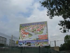 Madera Residence – un nou cartier rezidenţial în Roman