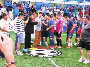 Podium nou la naţionalele de minifotbal desfăşurate la Roman