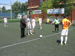 La Roman a început turneul final al naţionalelor la minifotbal