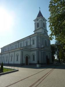"""Biserica Romano-Catolică """"Sfântul Mihail Arhanghelul"""" din Săbăoani"""