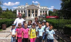 Copiii din Icuşeşti merg la Grădina Botanică din Iaşi