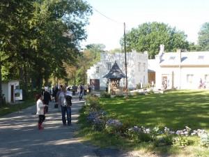 Castelul Sturdza a primit mii de vizitatori