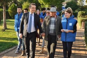 Neamţul şi Moldova votează Iohannis preşedinte