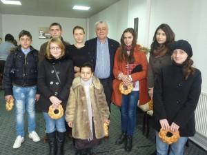 Directorul Marsat: Succes în afaceri și bucurii în familie, secretul reușitei
