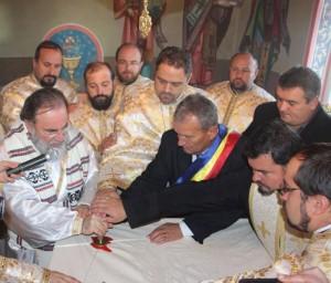 PS Ioachim Băcăuanul, cetăţean de onoare al comunei Boghicea