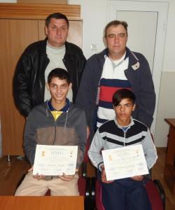Șahiştii de aur ai Centrului Școlar pentru Educaţie Incluzivă