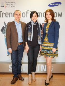 "Campania Samsung Trend of Tomorrow poposeşte la ""Roman-Vodă"""