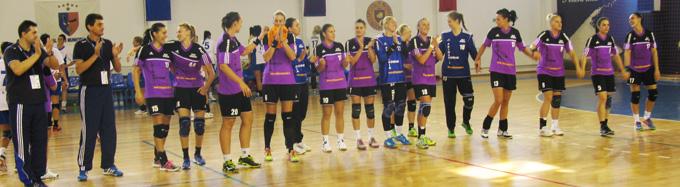HCM Roman se va confrunta cu echipa campioană a României