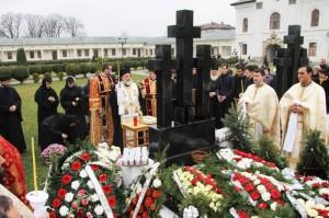 ÎPS Eftimie Luca, pomenit la nouă zile de la moartea sa