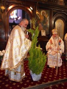 """Preotul Dorel Eva a primit cheia Bisericii """"Sfinții Voievozi"""""""