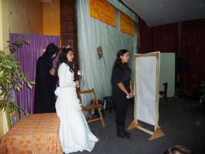 Sărbătoare a teatrului şcolar, la Casa de Cultură