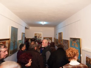 """Romanul este """"acasă"""" pentru pictorul Mircea Răsvan Ciacâru"""
