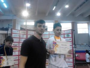 Antrenorul Iulian Corugă are încredere în elevii săi