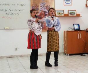 "Concurs de colinde la Colegiul Tehnic ""Danubiana"""