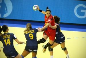 Naționala feminină de handbal a ratat semifinalele la europene