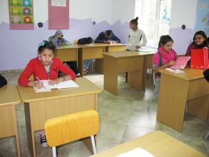 Listă de aşteptare la cursurile de alfabetizare