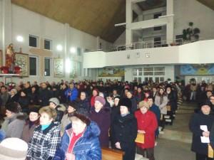 """Ecumenismul a unit 20 de preoți la Biserica """"Fericitul Ieremia"""""""