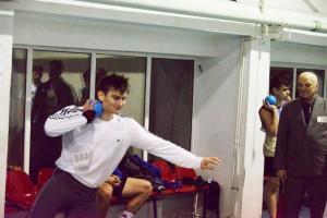 Roxana Perie şi Marius Musteață, dubli vicecampioni naționali la ciocan şi disc