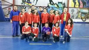 "Echipele de handbal ale Școlii ""Vasile Alecsandri"", mereu pe locul I"