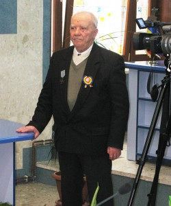 Gheorghe Bârjoveanu este noul preşedinte al Asociației Veteranilor de Război din Roman