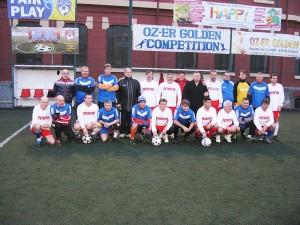 """Memorialul """"Ioan Șoiman"""" la minifotbal, old-boys, ediția I"""