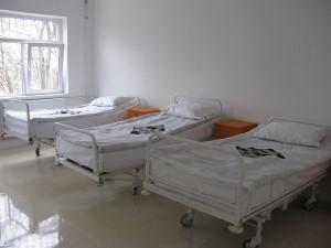 Opt lei pentru o zi la Spitalul de Psihiatrie