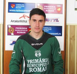 Sergiu Dornescu va fi indisponibil până la finalul returului